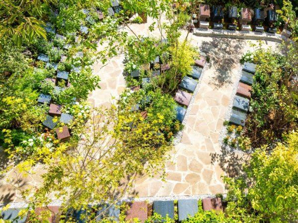 「島津山庭苑」見学時間変更のお知らせのイメージ画像