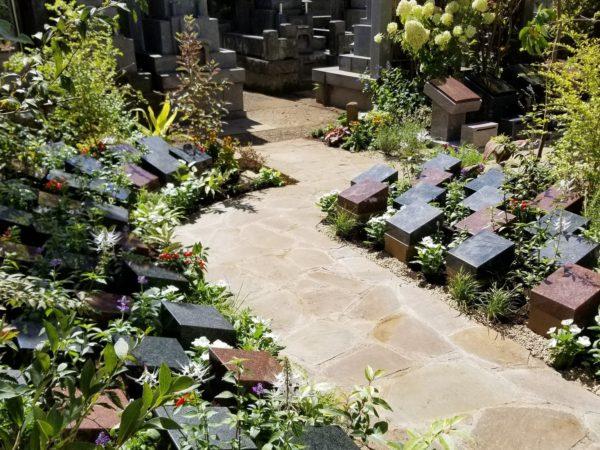 品川区五反田の樹木葬 本立寺「島津山庭苑」第2期区画を開苑しましたのイメージ画像